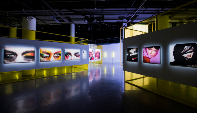 """DIOR, THE ART OF COLOR"" 艺术展览盛大启幕于上海当代艺术馆 三月二十一日至四月九日"