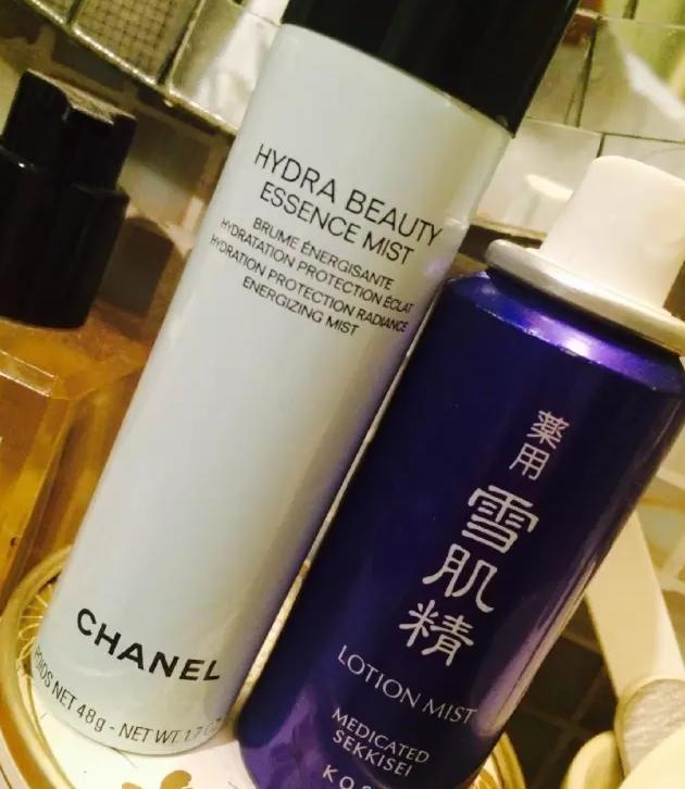 化妆水、神仙水、卸妆水!水水水!