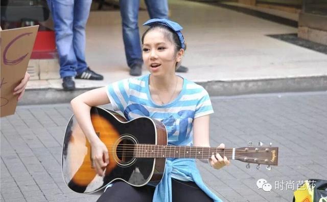 可爱的中国女孩