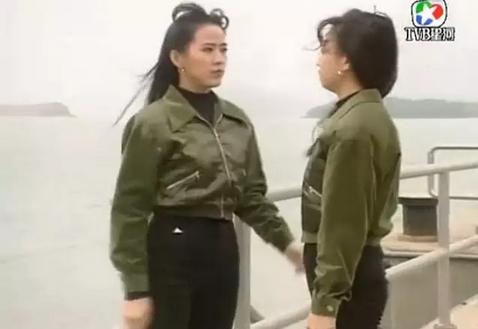 90年代港剧,为什么里面的衣服可以美成这样