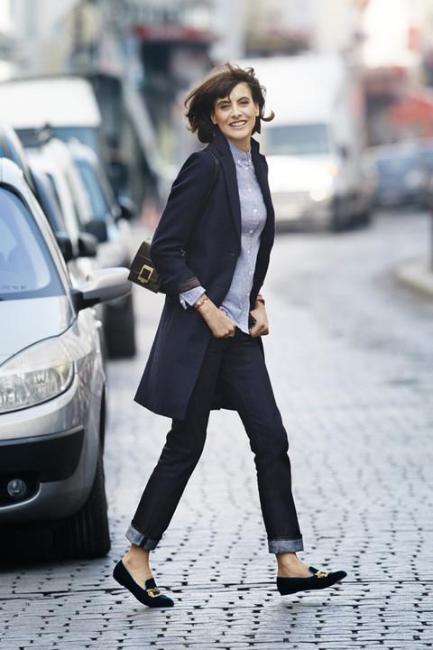 走近法国女人的生活 copy她们的精致和优雅