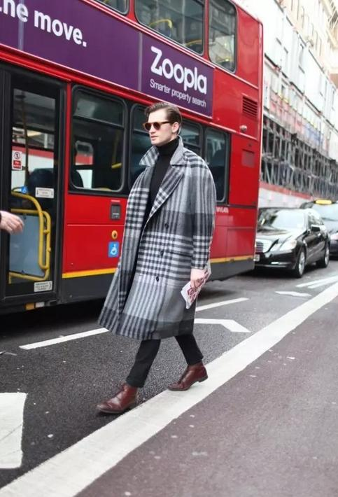 在伦敦,潮人是这么穿的,快学起来!
