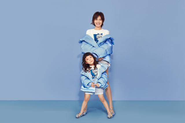 18春MINIPEACE冰雪奇缘授权合作系列,新年的第一场公主派对!