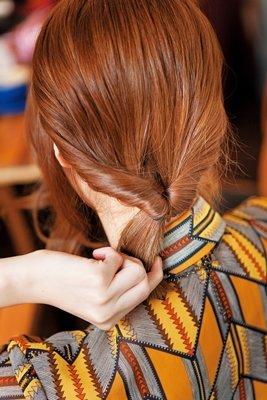 超实用发型教程 通通只要三步走