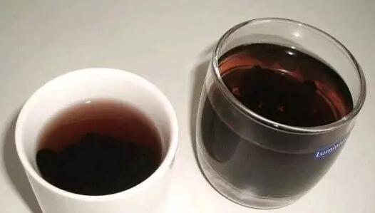 有种神奇黑水 不光能减肥还能祛斑