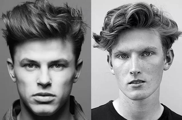 除了油头盘点2016春夏4种男生必剪发型图片图片