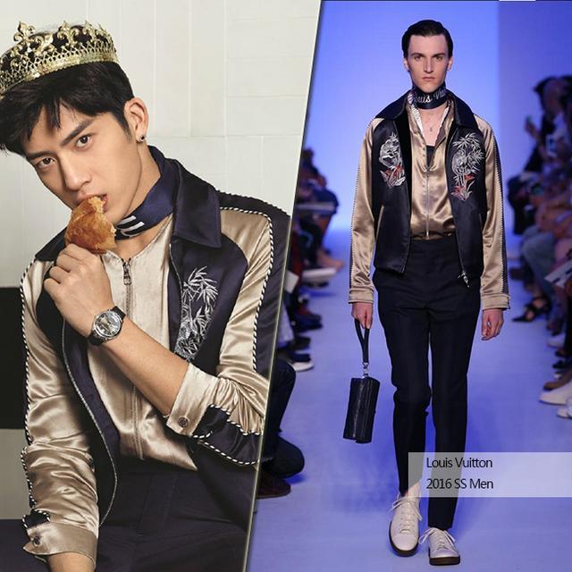 穿衣榜:国王VS王子 你愿意骑上谁的白马?