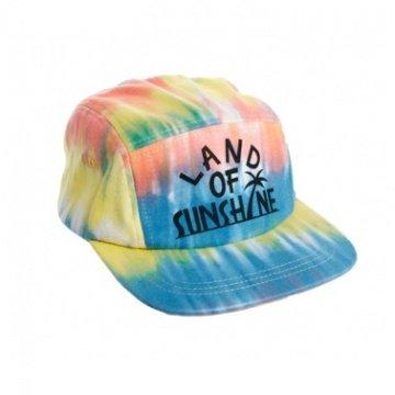 时髦盛夏 来顶色彩缤纷的棒球帽