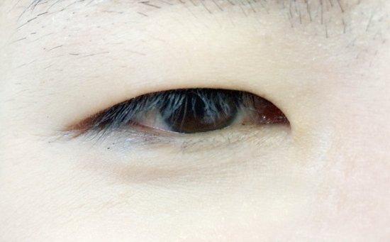 内双单眼皮有春天 眼妆放电秘笈