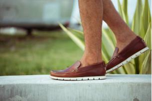 为盛夏而备的时尚 经典Timberland Tidelands船鞋系列与百搭短裤