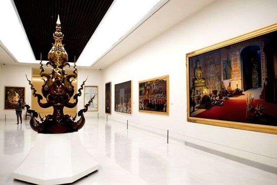 全球最新的美术馆画廊图片