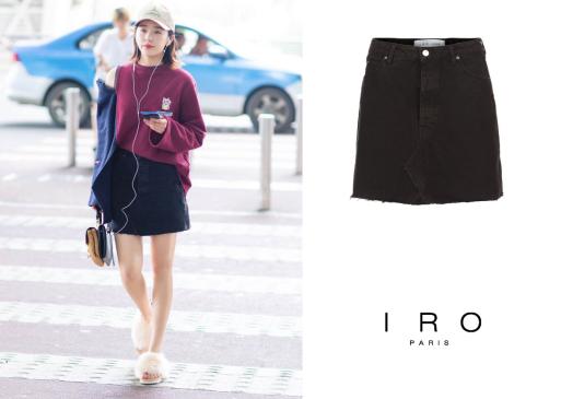 女神佟丽娅阚清子都在穿的法国轻奢设计师品牌IRO 展现轻松时尚