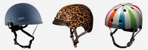 自行车头盔 潮人夏日拉风必备配饰
