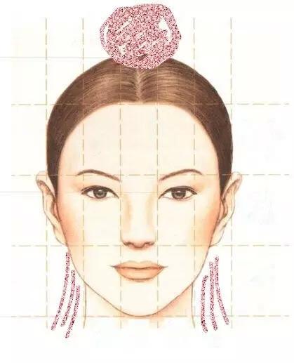 高圆圆空气v空气短发都在半扎发型头女星烫丸子难打理吗图片