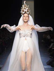 Jean Paul Gaultier 极致的个性优雅戏剧