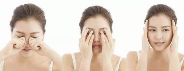 技术贴:不去美容院,自己也可以做的面部按摩!