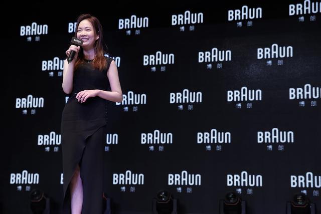黄轩表达爱无止净 博朗限量礼盒发布
