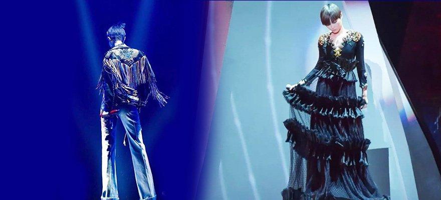 站在李宇春背后的男人说:她从流行变成艺术品