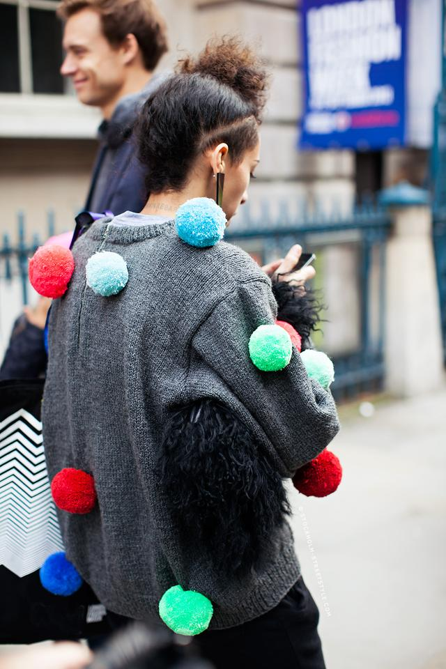 搞怪卖萌才时尚 实用的穿搭小创意