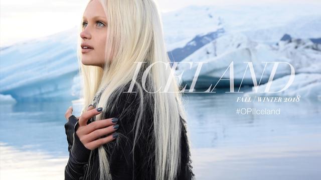 O.P.I发布情迷冰岛系列