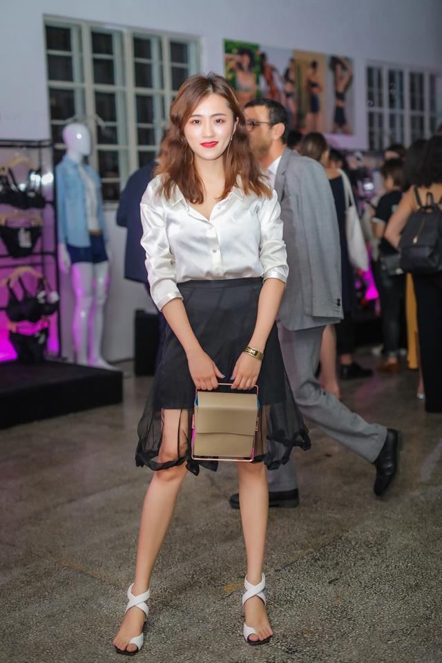 法国时尚内衣品牌DIM惦美中国时尚首秀