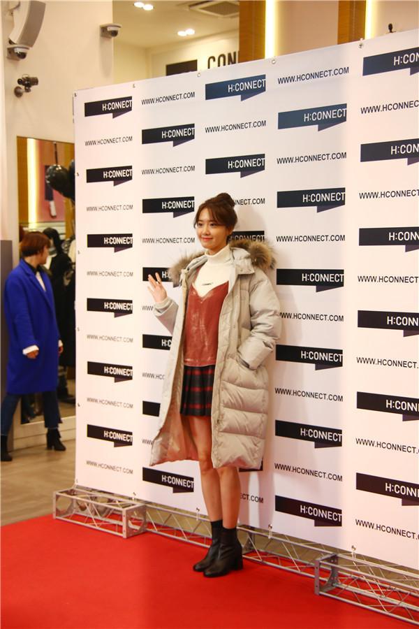 Yoona首尔粉丝见面会 H:CONNECT现场直击