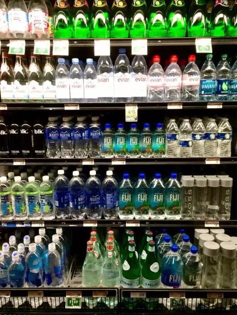 """""""网红水""""你喝过几瓶?据说五瓶以上都是富美"""