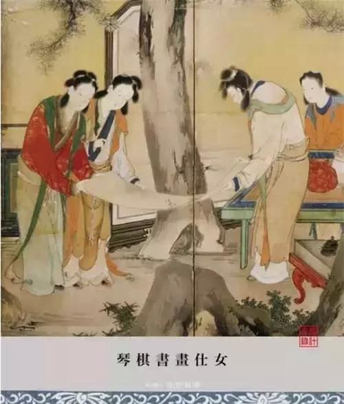 艺术欣赏 日本人怎么画中国人?
