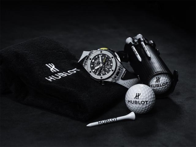 世界第一的高尔夫球手钟爱什么样的腕表?