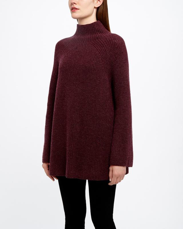 如果你的衣柜里只有一件针织衫,确保它是羊绒的