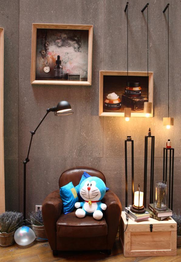 阿芙与哆啦A梦携手打造精油梦
