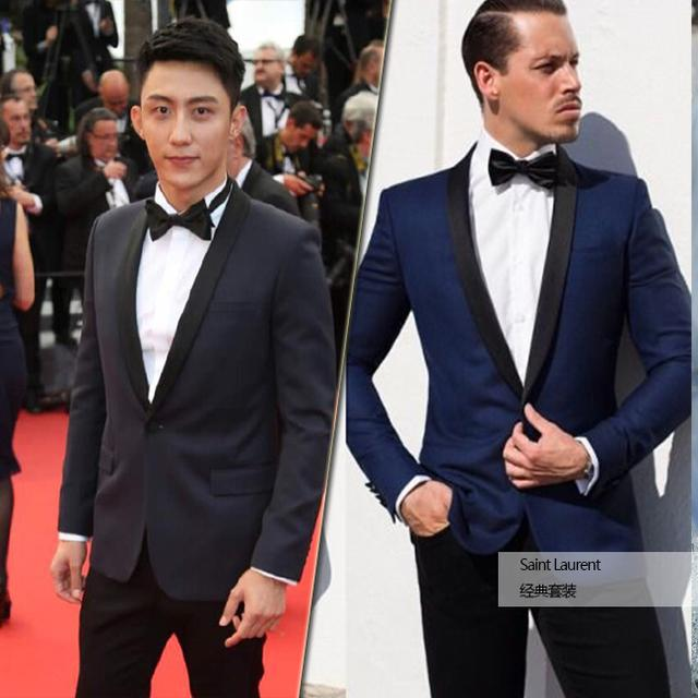 穿衣榜:井柏然黄景瑜儒雅对决 哪一款红毯绅士是你的心头爱