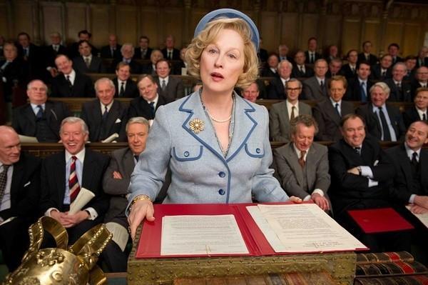 梅姨的演讲酷爆了,但其实她已经在电影里酷了一辈子了