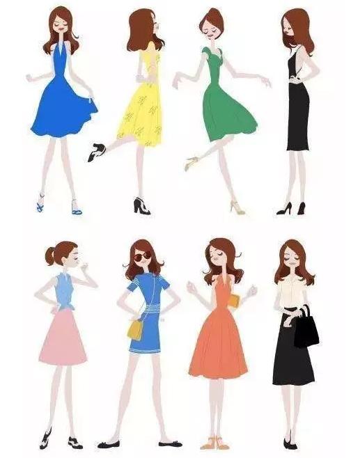 都在讨论《爱乐之城》里的爱情,而我只看到了这 11 条美裙