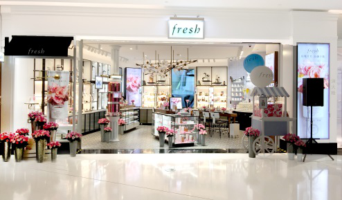 Fresh馥蕾诗入驻南昌T16购物中心