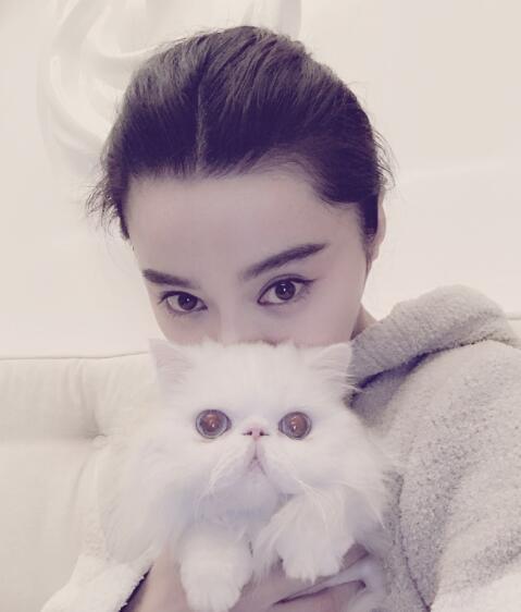 看上了欧阳娜娜的猫眼线?给我一根牙线我教你