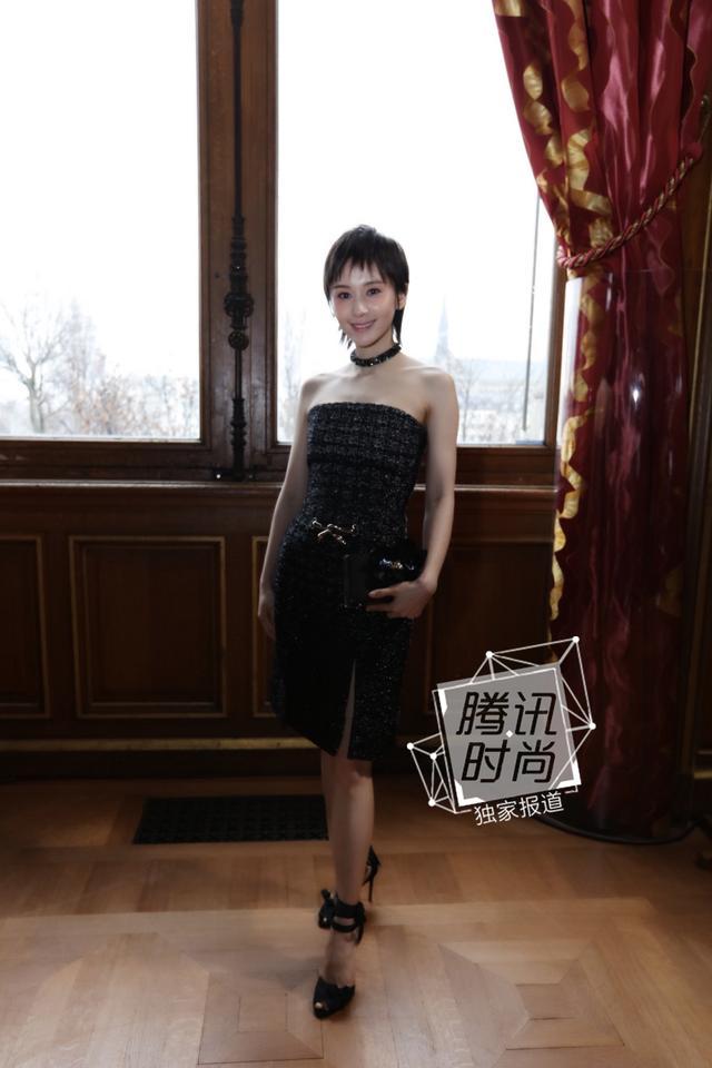 专访王子文:我很男孩气但也想要Lanvin仙女裙