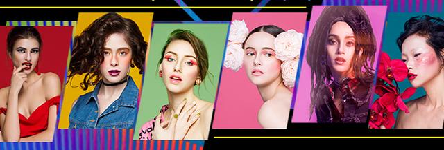 最chic跨界深度合作打造音乐主题妆容