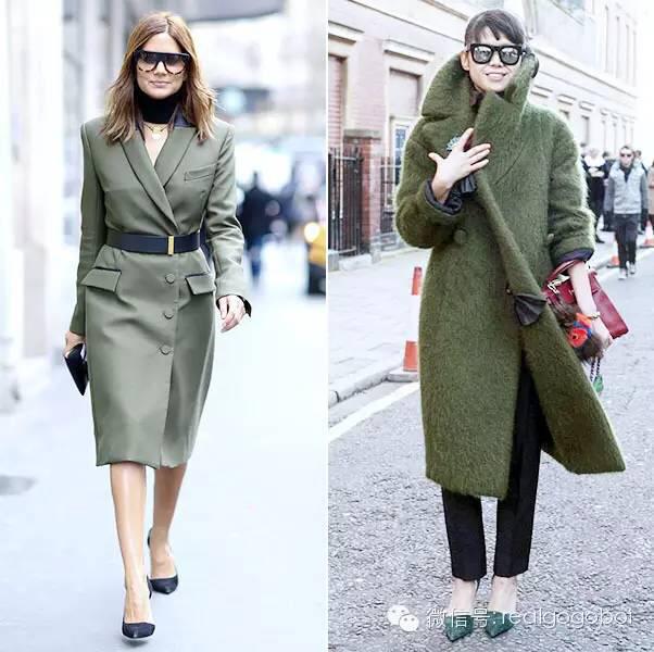 世上总有一款你能穿好看的大衣
