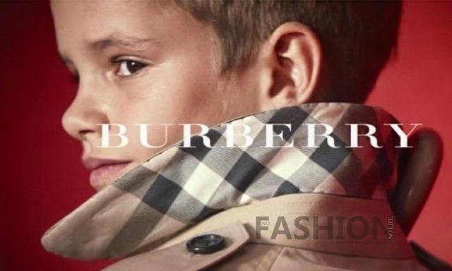 "Burberry回应童装""涉毒"":产品符合标准"