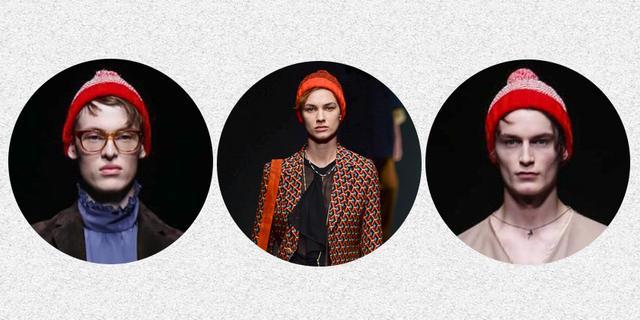 Gucci 2015秋冬 先锋文艺气质也能很优雅