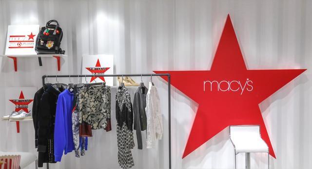 【热事】腾讯时尚粉丝日,有颜有型有爱的粉丝们#一起Macy's