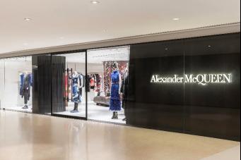 Alexander McQueen北京国贸商城