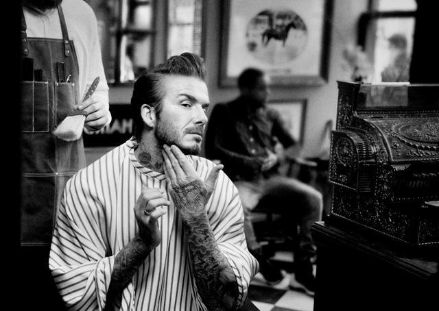 大卫·贝克汉姆创立全新男士理容品牌HOUSE 99