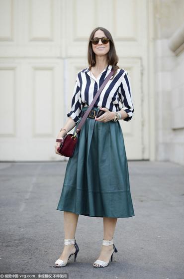 名媛Olivia Palermo的真爱,纽约时装周街拍潮人告诉你为什么宁愿撞衫也依然爱这些衣服