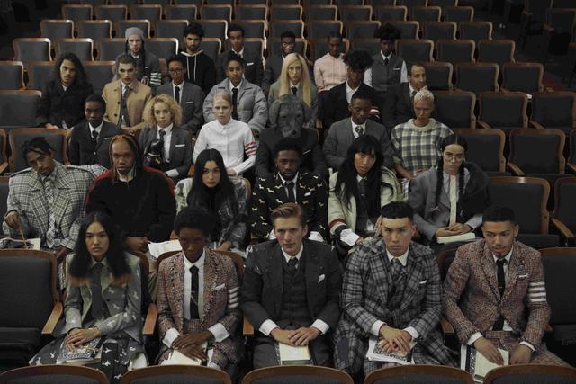 Thom Browne与Barneys New York发布独家胶囊系列