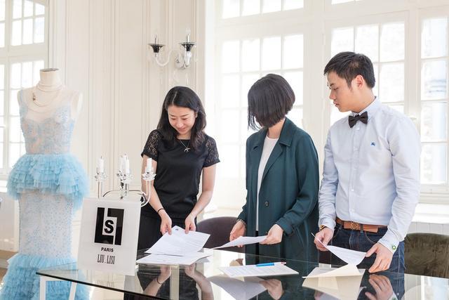 LIU LISI PARIS Couture 2017-2018高级定制秋冬时装秀新闻发布会