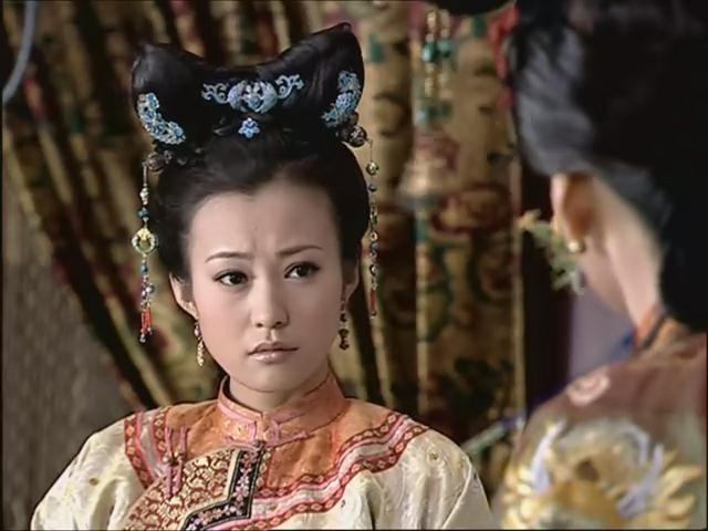 """何以评价""""高贵妃""""此雕刻么的女演员 容许""""青衣脸""""时代到了"""
