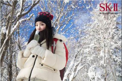 SK-II携手倪妮、陈柏霖挑战五个全球极端气候