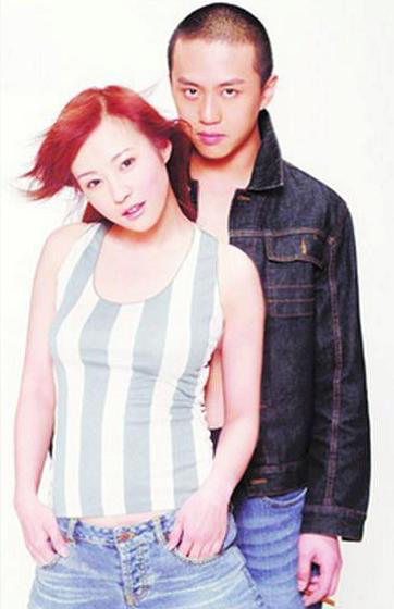 郝蕾称邓超是今生最惊心爱情图片